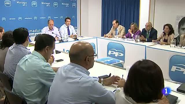 Monago explica su propuesta para mantener el IVA cultural al 13 %