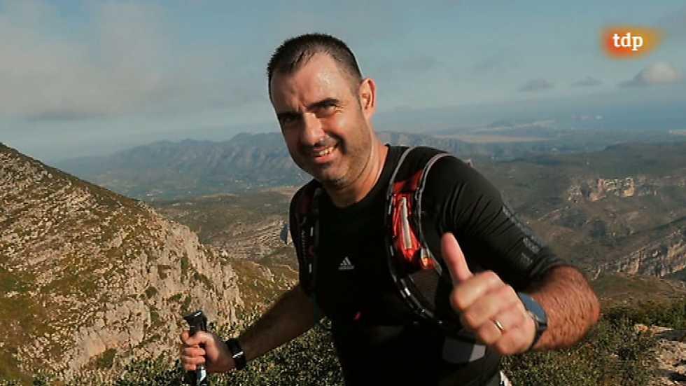 Carrera de montaña - Monduber Trail 2016