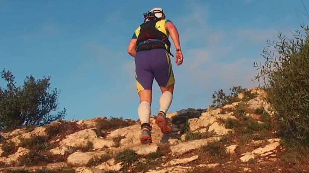 Carrera de montaña - Mondúver Trail 2017