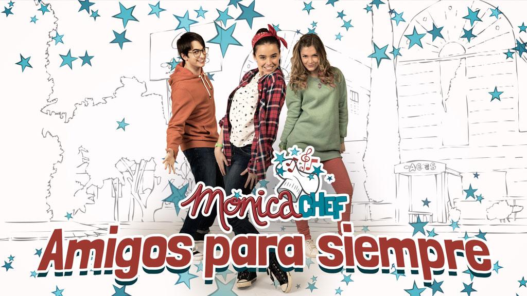 Videoclip 5 - 'Amigos para siempre'