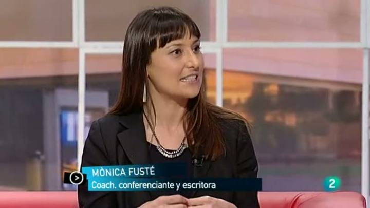 Para Todos La 2 -  Entrevista Mónica Fusté - Reinventarse