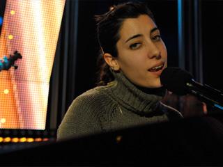 Destino Eurovisión - Actuación de Mónica Guech