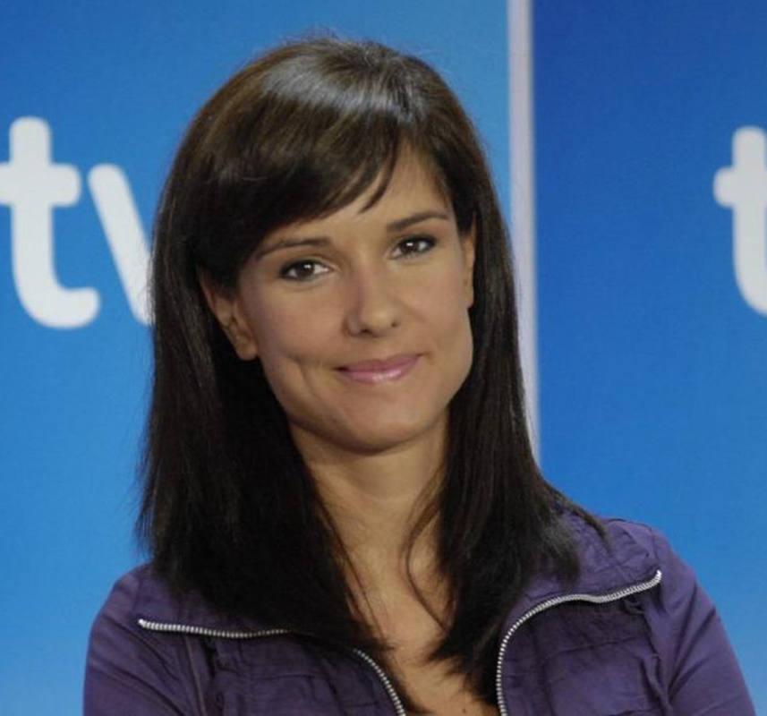 Mónica López, directora de El Tiempo de TVE.