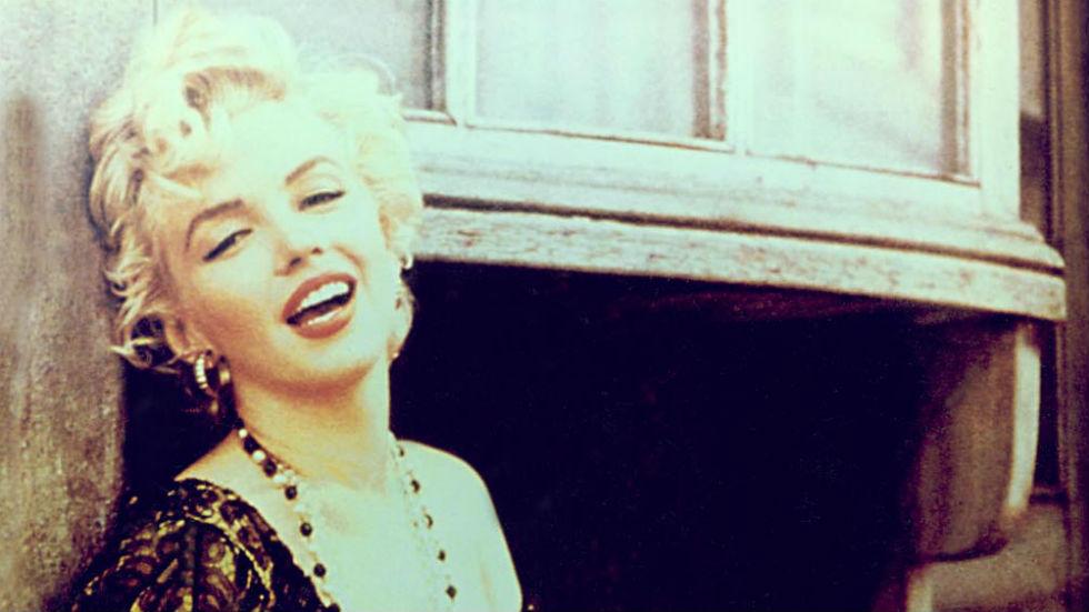 De película - Monográfico Marilyn Monroe