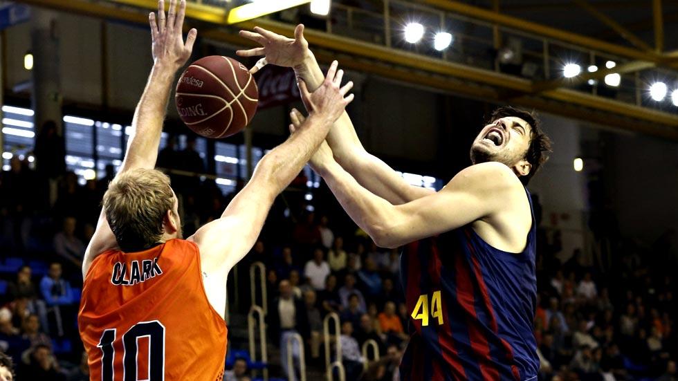 Montakit Fuenlabrada 64 - FC Barcelona 79