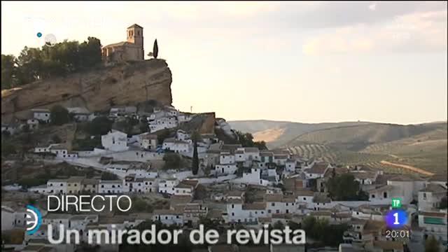 España Directo - En Montefrío, las mejores vistas del mundo