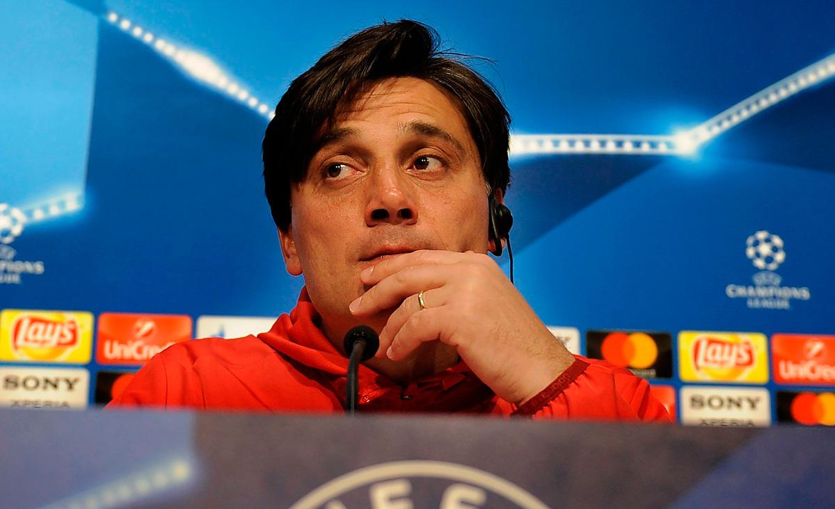 """Montella: """"Contra el United tenemos que ser atrevidos"""""""