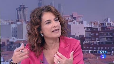 """Montero: """"Una sociedad instrumental es legal o no dependiendo de cómo se haya utilizado"""""""