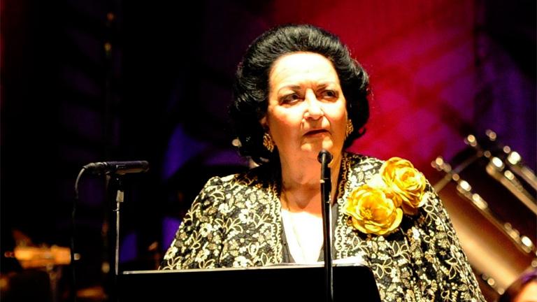 Montserrat Caballé conmemora el 50 aniversario de su debut en el Liceu de Barcelona