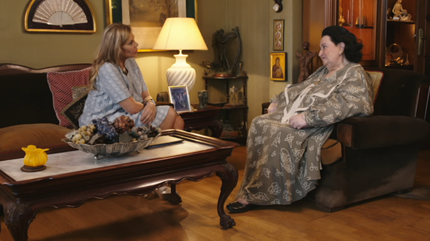 Gigantes de La 2 - Montserrat Caballé, una voz irrepetible
