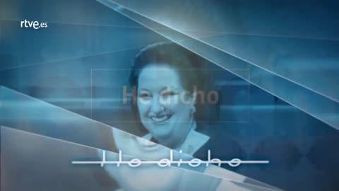 He dicho - Montserrat Caballé