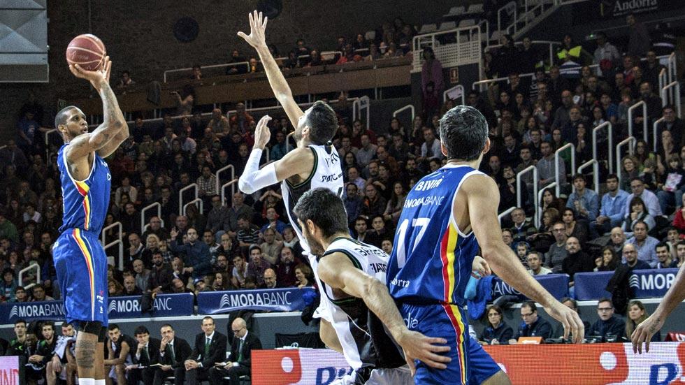 MoraBanc Andorra 84 - FIATC Joventut 81
