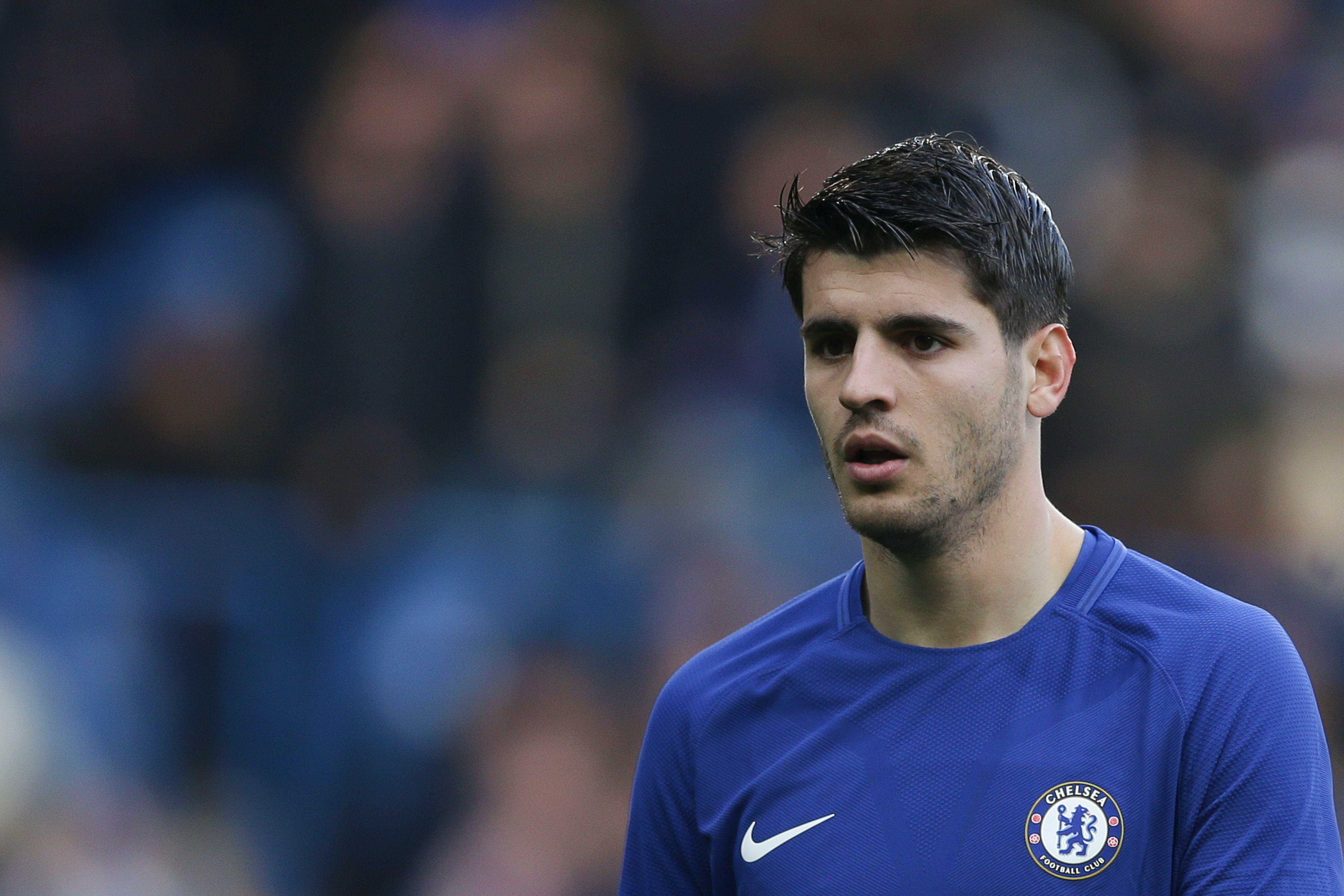 """Morata, """"encantado"""" con su nueva vida en Londres"""