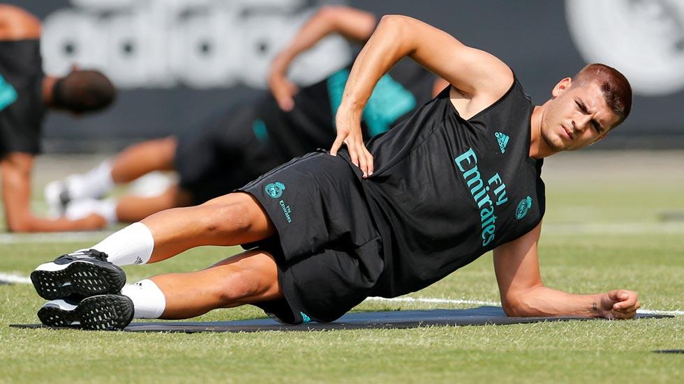 Morata insiste en marcharse del Real Madrid
