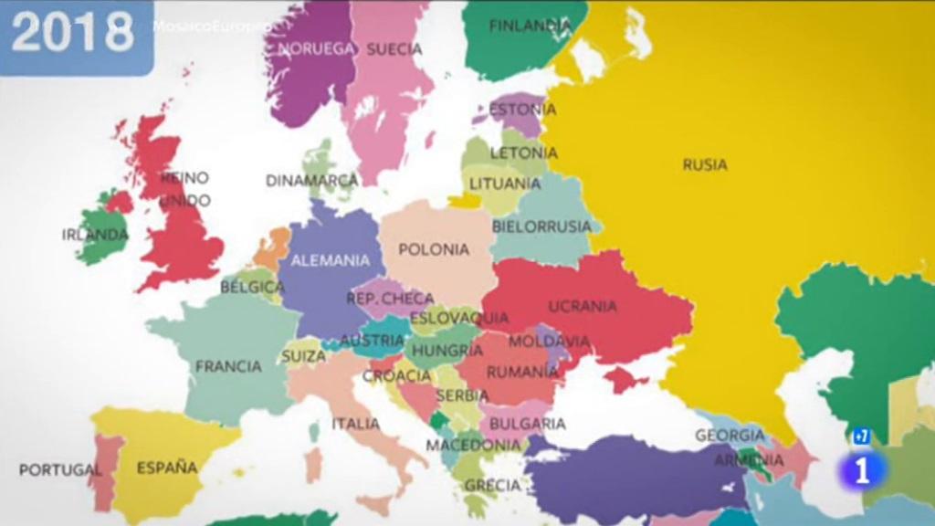Informe Semanal - El mosaico europeo