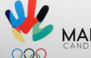 Un mosaico para apoyar Madrid 2016