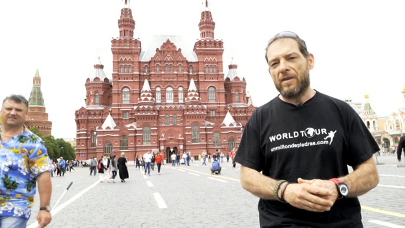 Diario de un nómada. Operación Plaza Roja - Moscú, ciudad de excesos