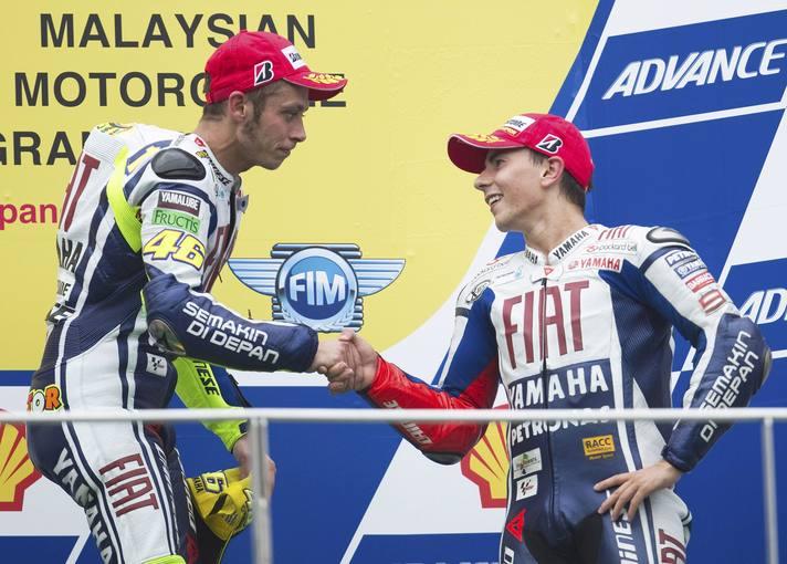 Jorge Lorenzo, campeón del mundo de MotoGP 1286705969194