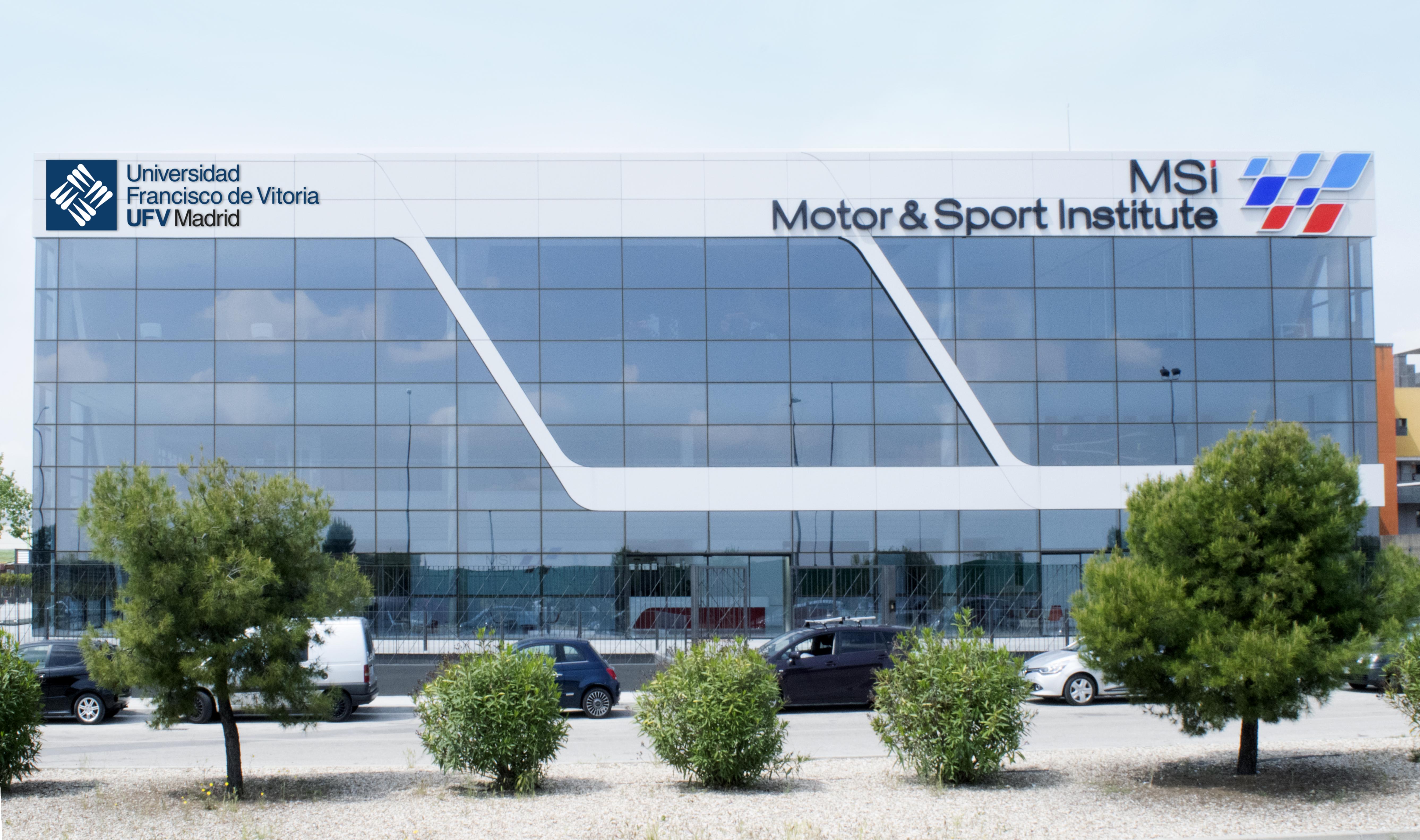 Motor & Sports Institute, tecnología de la F1 al servicio de la formación en España