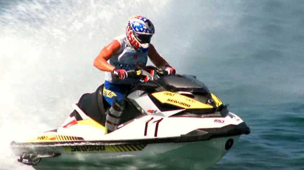 Motos de agua Circuito - Campeonato del Mundo Aquabike - Denia 2016