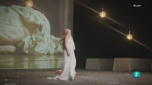 La 2 Noticias - 'Mount Olympus' una obra de 24 horas