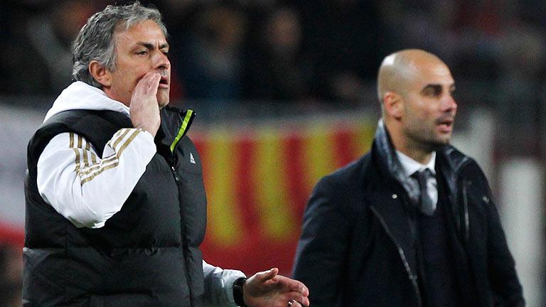 """Mourinho: """"Felicito al Barça por la victoria del Bernabéu"""""""