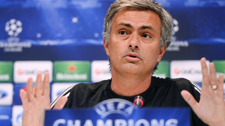"""Mourinho: """"A nivel de equipo, de ambición pienso que vamos a estar a tope"""""""
