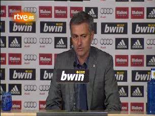 """Ver vídeo  'Mourinho: """"No hablo del árbitro""""'"""