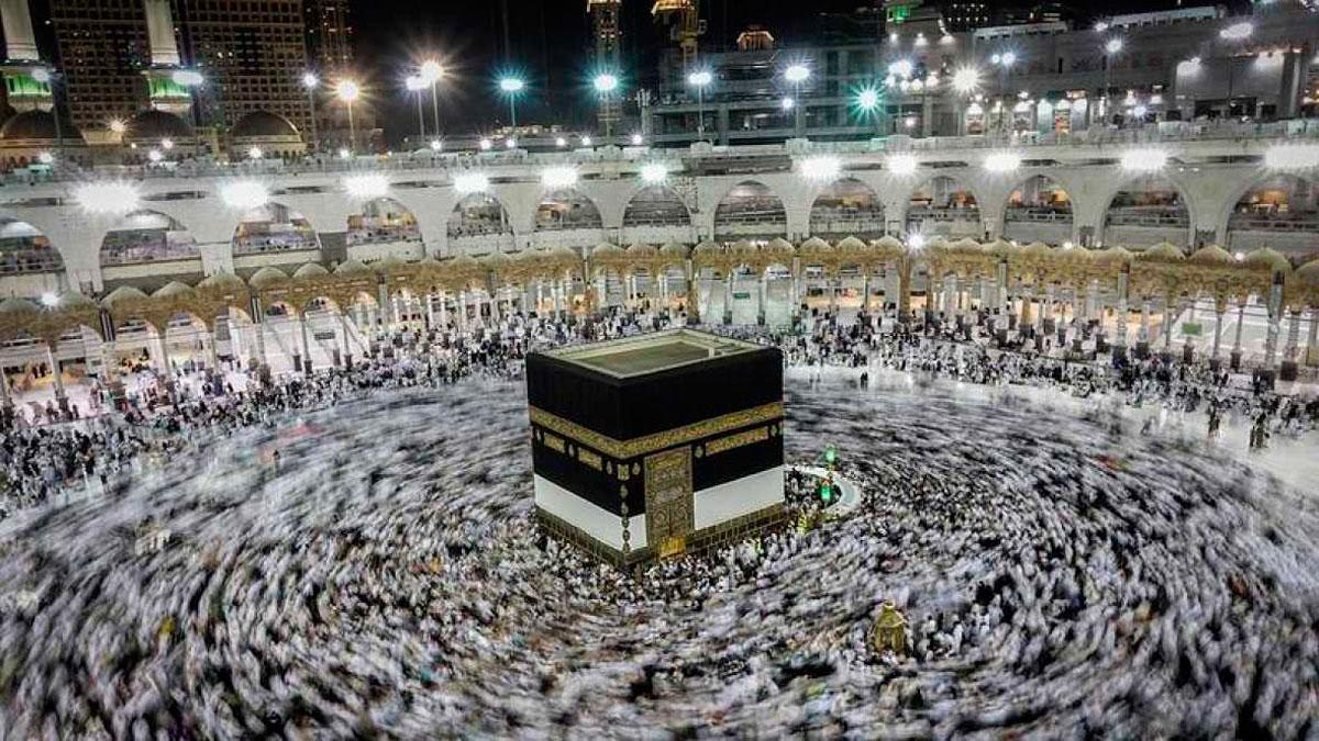 El movimiento #MeToo llega a La Meca
