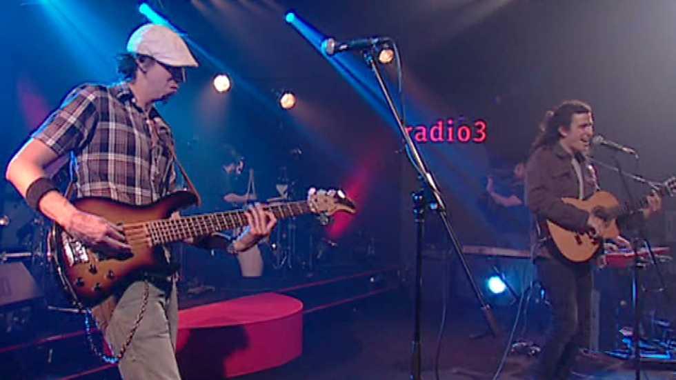 Los conciertos de Radio 3 - Mr. Kilombo