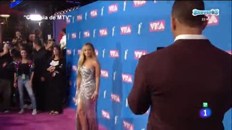 Corazón - Los MTV Video Music Awards se llenan de música y emociones