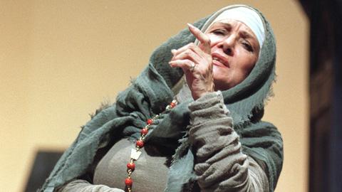 Muere a los 88 años Nati Mistral