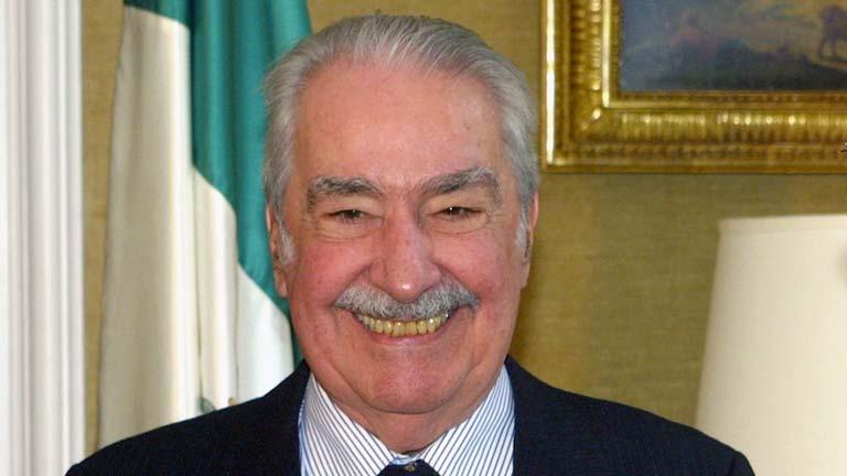 Muere Álvaro Mutis, Premio Cervantes 2001