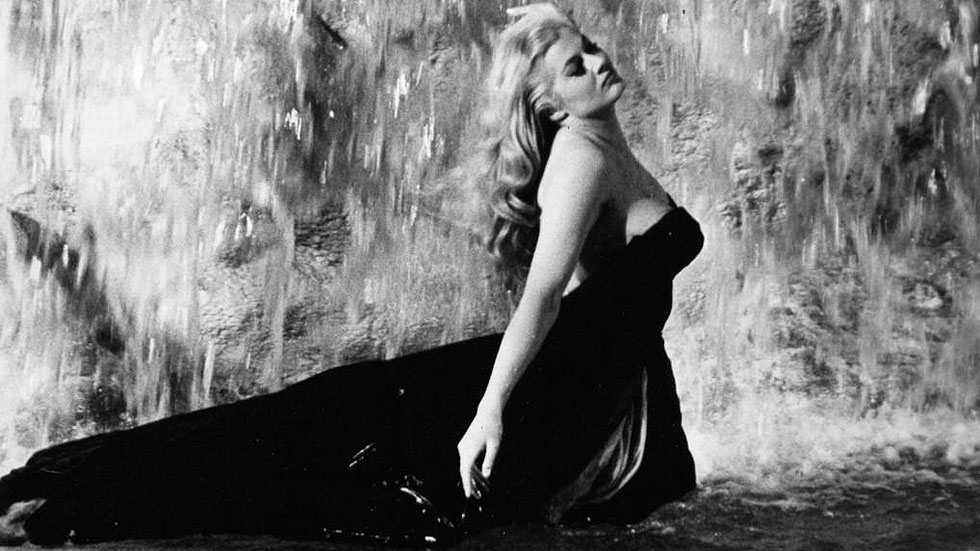 Muere Anita Ekberg, la musa de Fellini en 'La dolce vita', a los 83 años