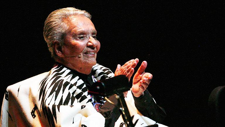 Muere Chavela Vargas a los 93 años en un hospital de México