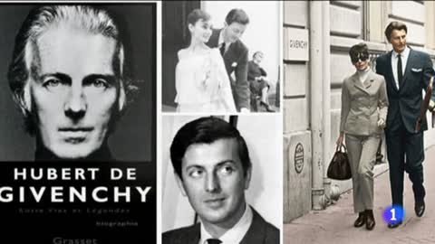 Muere el diseñador Hubert de Givenchy, la aguja más elegante