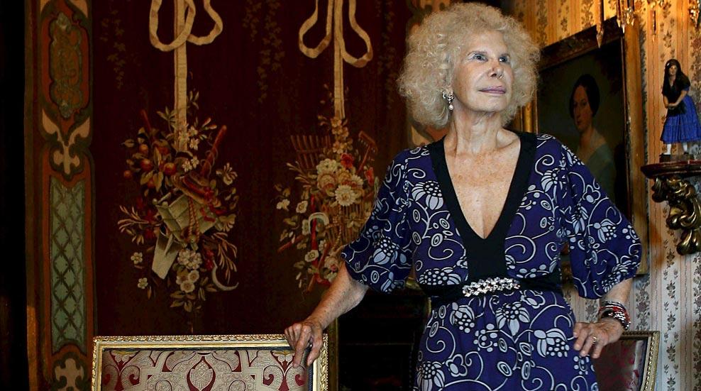 Muere la duquesa de Alba a los 88 años