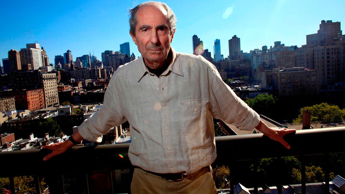 Muere el escritor estadounidense Philip Roth a los 85 años