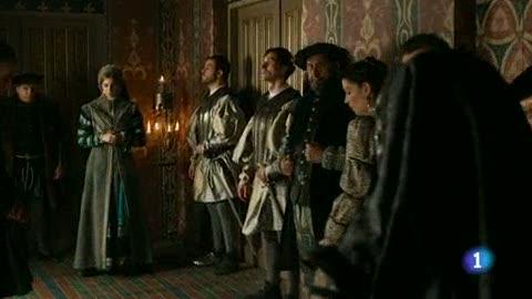 Carlos, Rey Emperador - Muere Francisco I de Francia