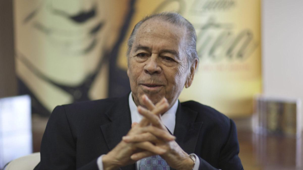 Muere el legendario cantante de boleros Lucho Gatica a los 90 años