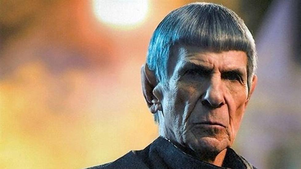 Muere Leonard Nimoy, Mr. Spock de 'Star Trek'