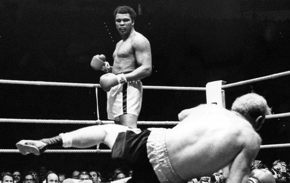 Muere Muhammad Ali, leyenda del boxeo