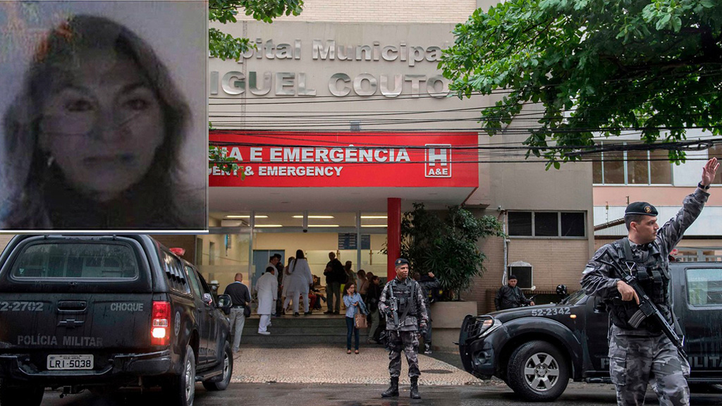 Muere una turista española en una favela de Brasil por disparos de la policía