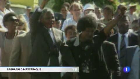 Muere Winnie Mandela en Johannesburgo a los 81 años