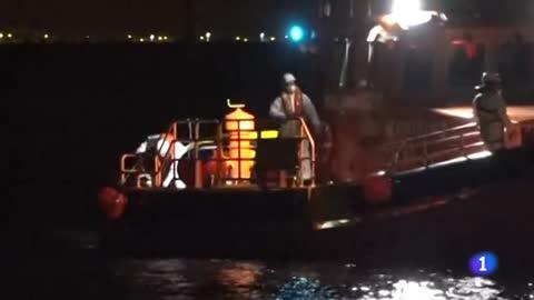 Mueren cinco personas al naufragar una patera en Alborán