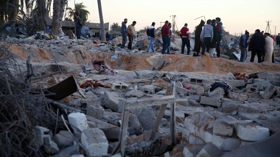 Dos ciudadanos serbios secuestrados por el EI mueren en el bombardeo de Libia