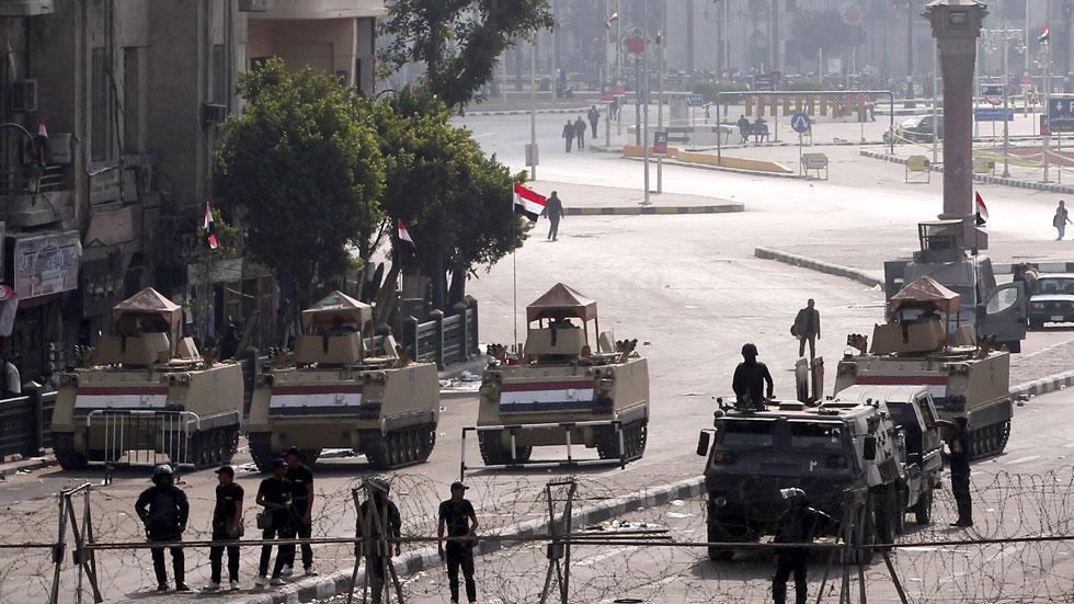 Mueren dos personas en Egipto en las protestas por la absolución de Mubarak