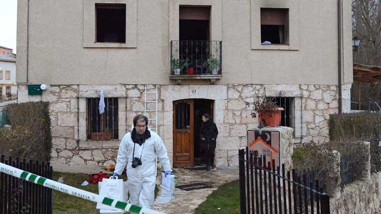 Al menos seis muertos y cinco heridos en un incendio en for Casa rural mansion terraplen seis