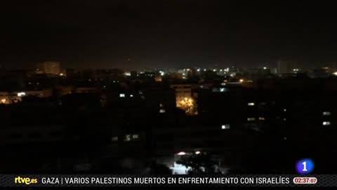 Mueren siete palestinos y un soldado israelí en un enfrentamiento en la Franja de Gaza
