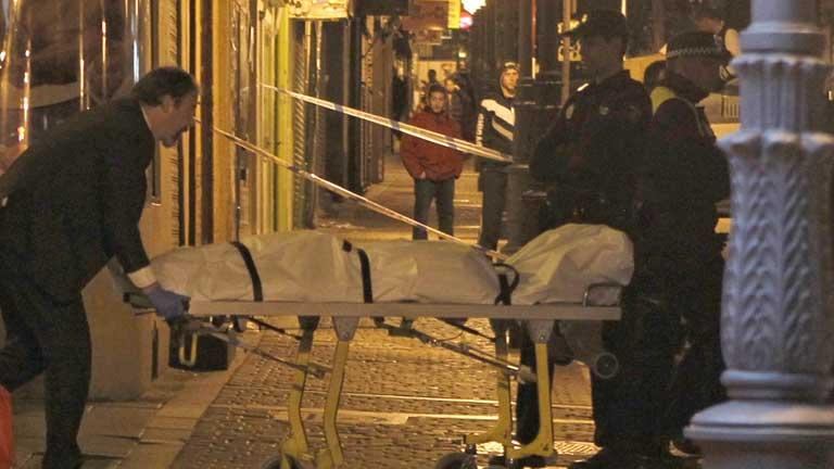 Un adolescente de 16 años murió anoche tiroteado en Madrid